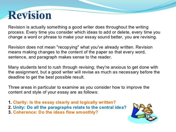 paragraph essay examples th grade - The Example Of Essay