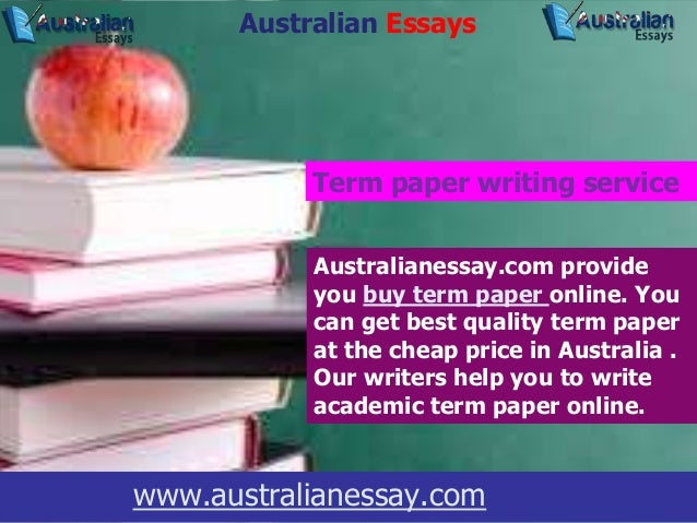 Essay writing services in australia
