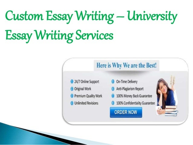 Australian custom essay writing