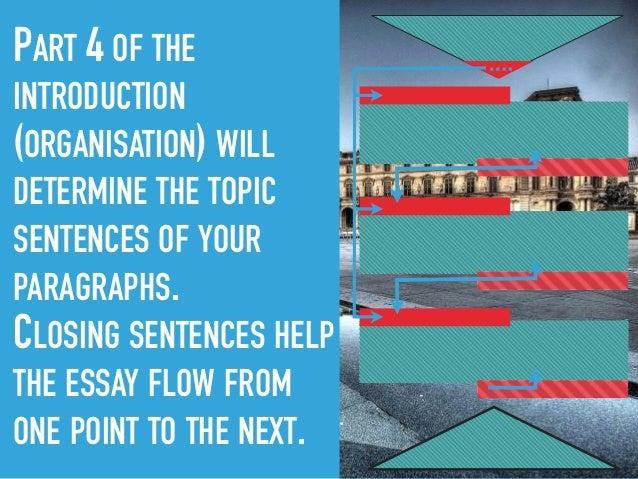 History essay writing tips