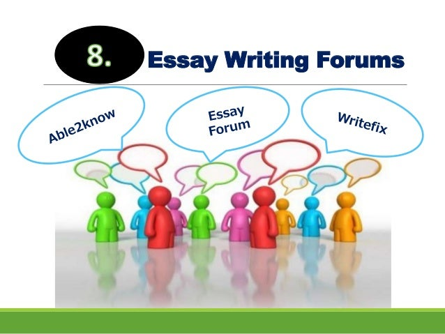 writing forums for beginners