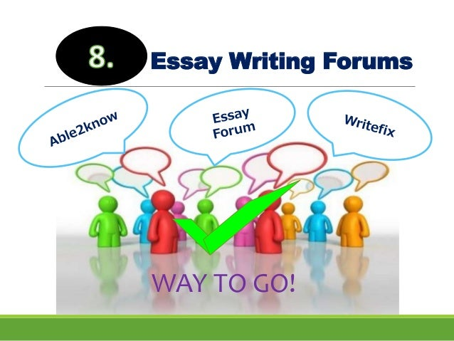 Writing Forums