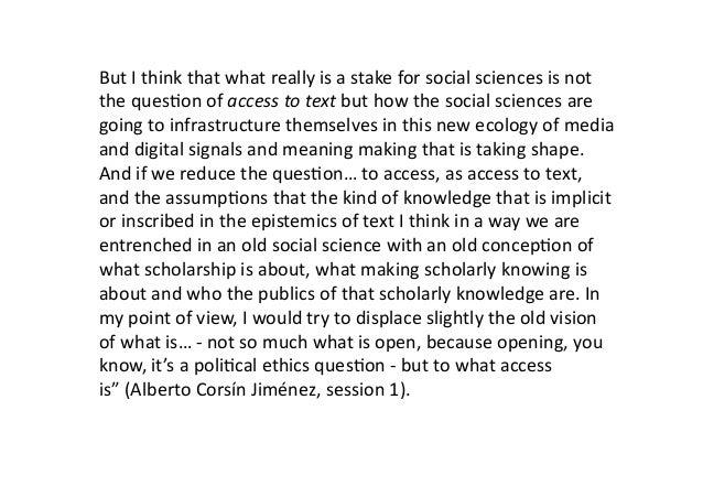 Carrozza,  Chiara  &  Gaspar,  Andrea  (2016),  Performing   digital  ways  of  knowing:  epistemic...