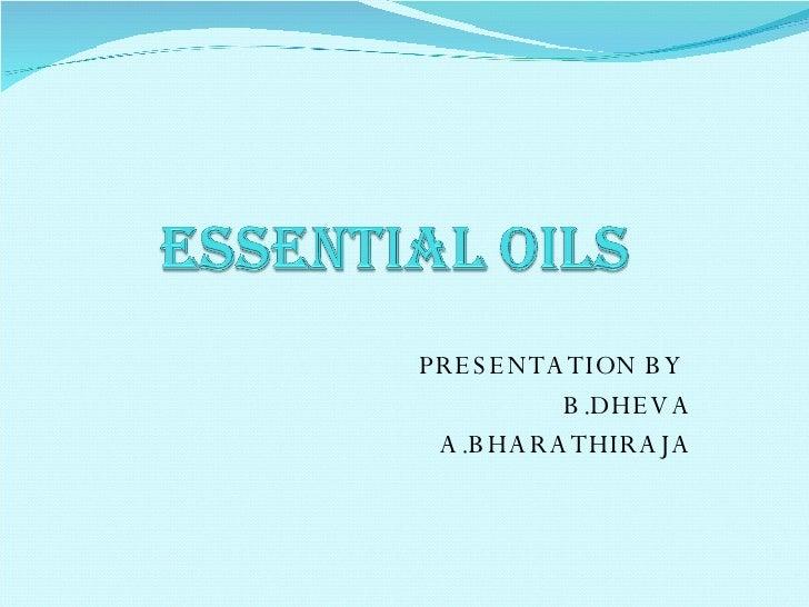 PRESENTATION BY  B.DHEVA A.BHARATHIRAJA