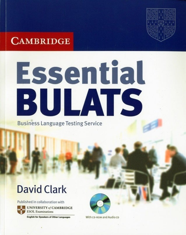 Essential Bulats Book