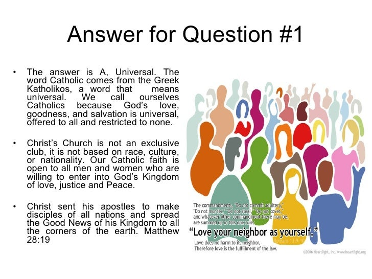 photo relating to Catholic Trivia Questions and Answers Printable named Significant Catholic Quiz I
