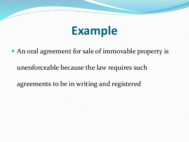Essential Elements Of Contract