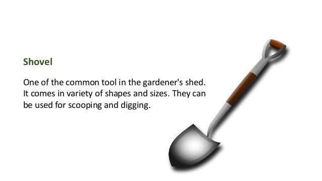 Essential Gardening Tools Valiant Arborist