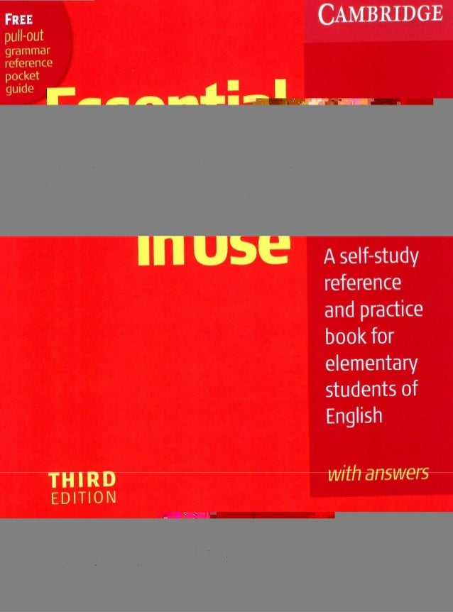 Essential English Grammar Second Edition By Raymond Murphy Pdf