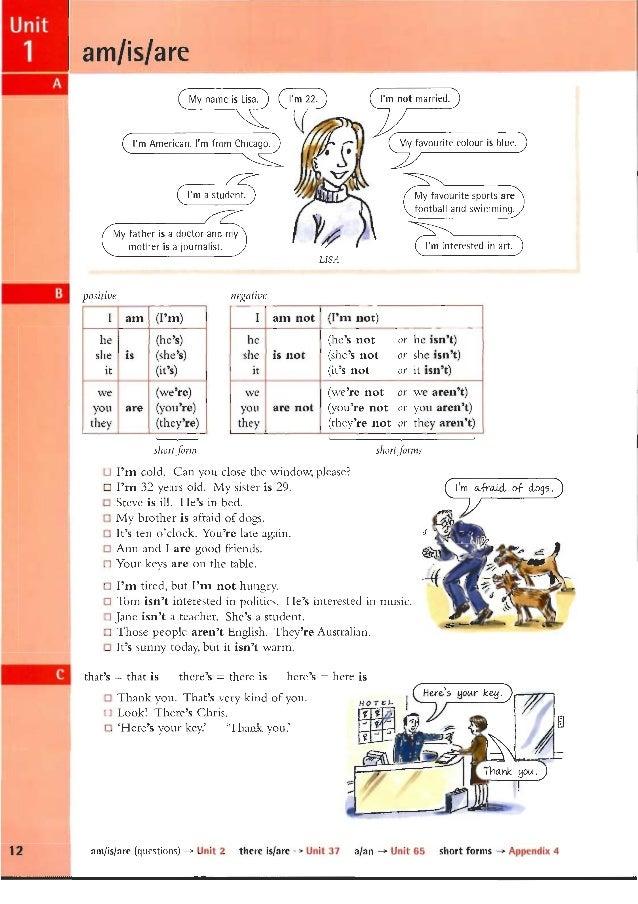 grammar in use book