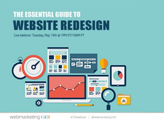 The Essential Guide To Website Redesign