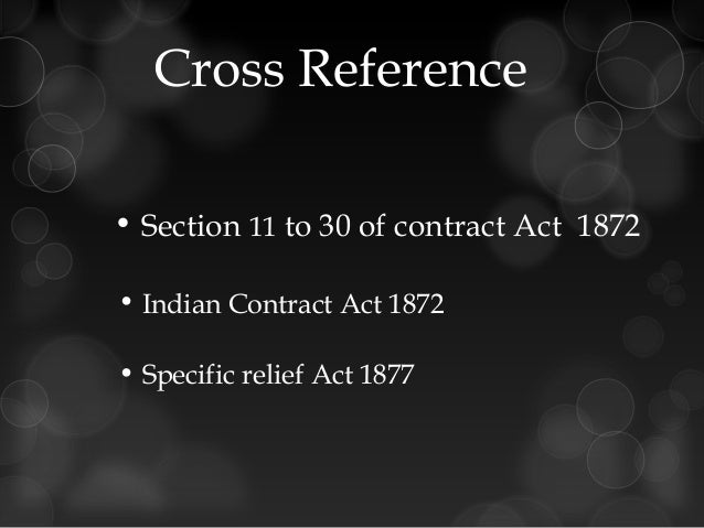 the specific relief act 1877 bangladesh Law commission of india report no 9 ::  — the specific relief act was passed in 1877, and has since been amended by acts 4 of 1882, 12 of 1891,.