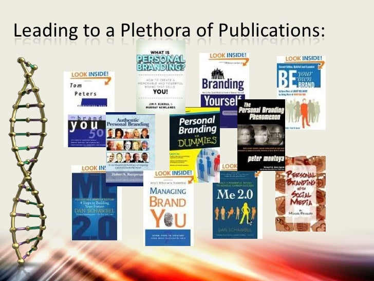 Leading to a Plethora of Publications:
