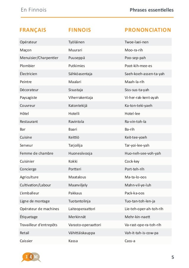 essential phrases  french