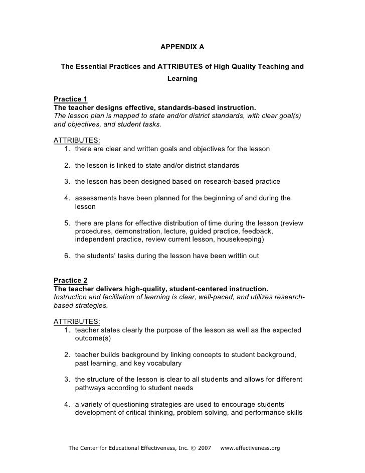 quality teaching in nsw public schools a classroom practice guide