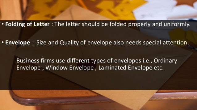 essential qualities of a good business A good business letter should be brief and straight to the pointit should also be self explanatory and should not be complex.