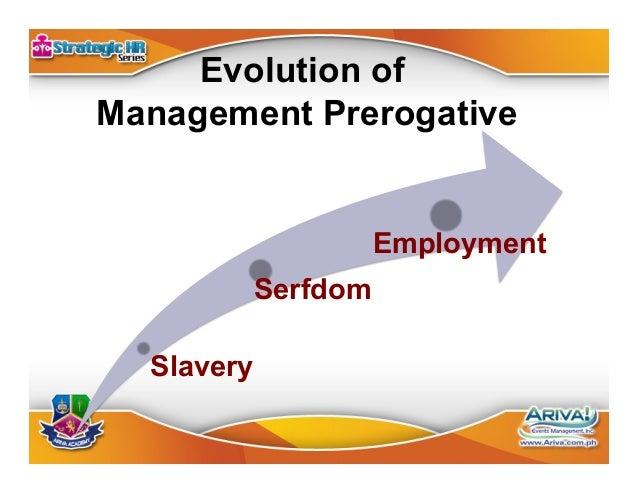 Evolution of Ownership Slavery Labor Serfdom Land Employment Capital