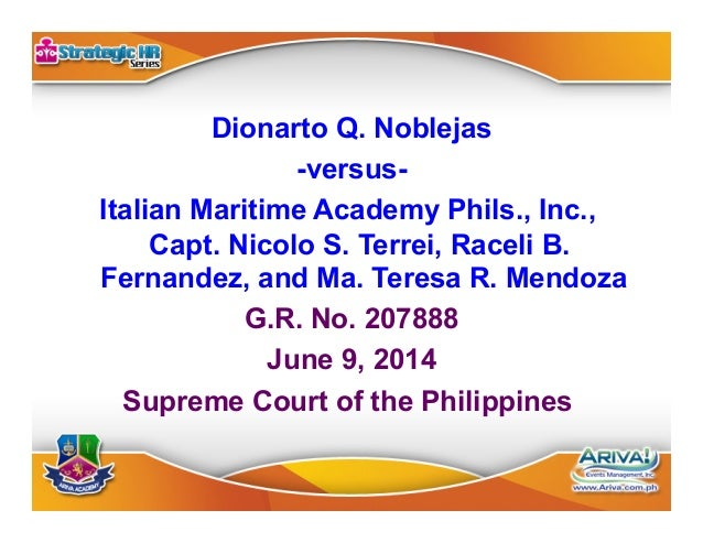 Philippine Spring Water Resources Inc., and Danilo Y. Lua -versus- Court of Appeals and Juvenstein B. Mahilum G.R. No. 205...