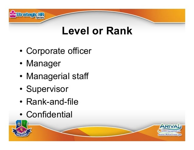 Other Types of Employee •Field personnel •Personal assistant •Domestic worker •Home worker •Working children •Alien