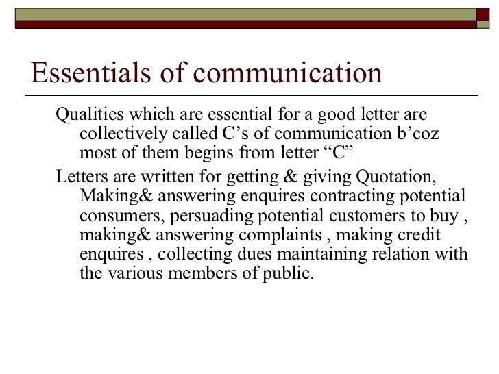 Essentials Of Effective Communication Slide 2