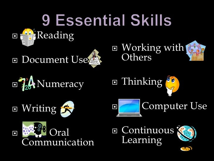 how essential are computer skills for college Important business skills for new graduates daniel bortz, monster contributor whether you're launching a career as a writer, engineer, teacher, or just about anything else, there are certain business skills that every professional needs to have in order to be successful.
