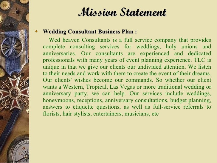 wedding consultant market plan How to run a successful home-based event planning business  to becoming a freelance wedding planner needs to be aware  businesses in the events and wedding industry marketing is an.