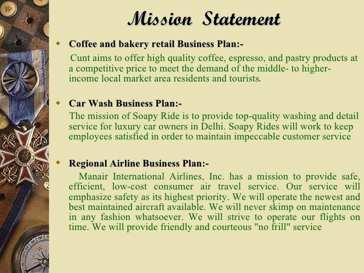 vision of a bakery business Vision & commitment vision to develop assocom institute of bakery technology & management sincerity and service approach to food business operators.
