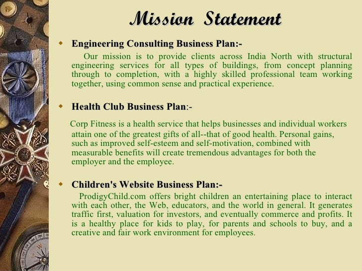 Essentials Of A Business Plan