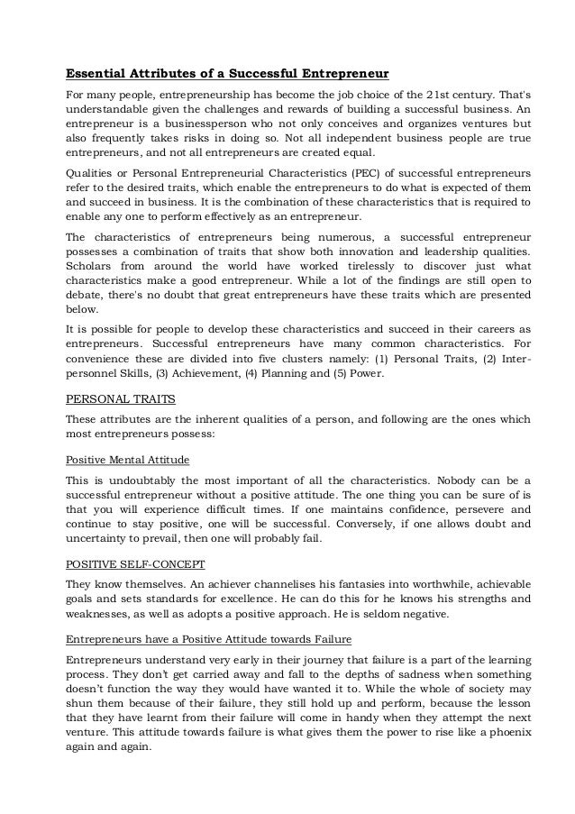 Jobs Tips Using An Entrepreneurial Mindset In Your Career   Fullaccess.us    High Quality Resume Template