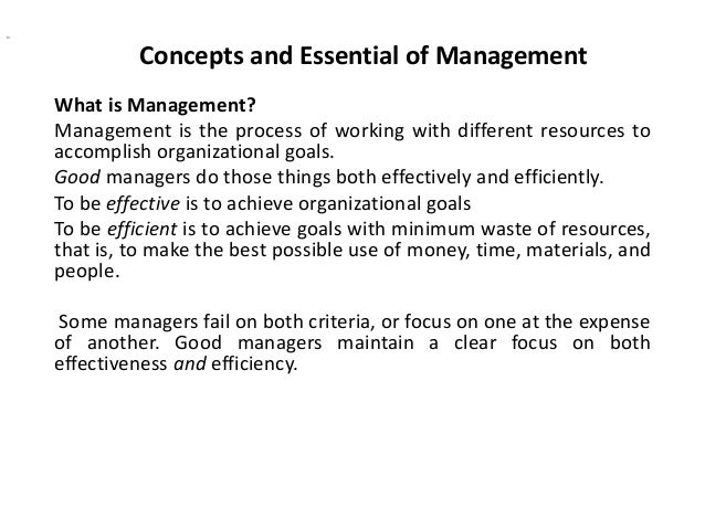 essentials of management This illuminating one-day workshop provides an introduction to project and workload management designed for those with no previous project management training.