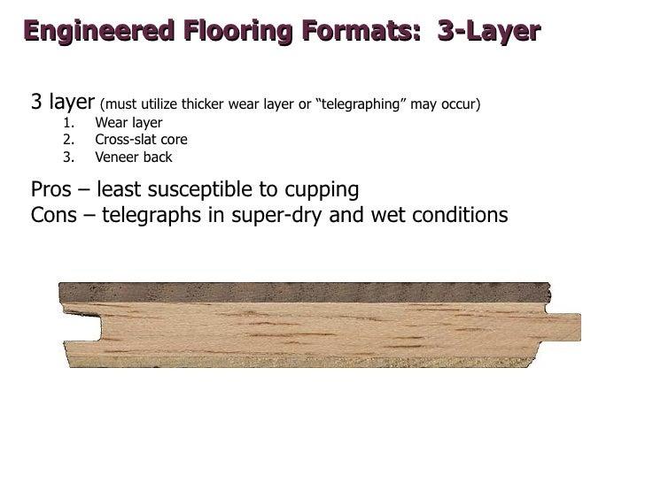 Essentials Of Specifying Wood Flooringaces