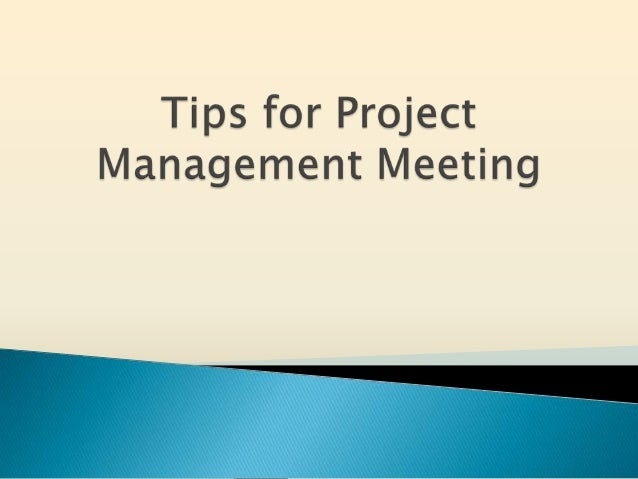 There's a meeting with your team on Thursday. In this meeting you have to discuss about the project status. As you are pro...