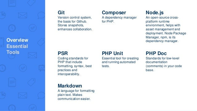 Essential Tools for Modern PHP