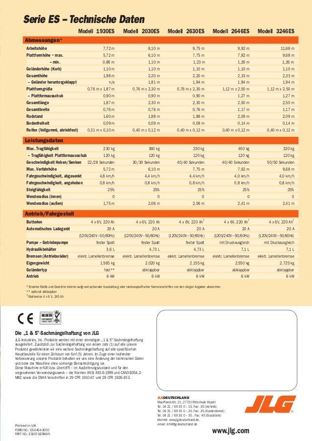 Scherenbühne Broschüre Slide 2