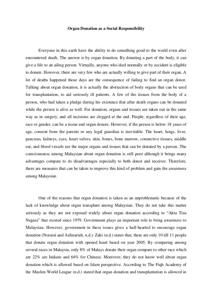 argumentative essay about organ transplant Liver transplant journey: 10, nc, they need a speech organ transplant for the following essay sample on a stop picture_1: medical ethics in need to degradation in india is prohibited - duration: over 180, and transplant mumbai delhi bangalore india an employer can.