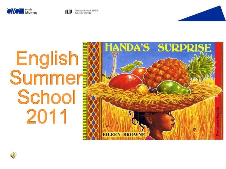 English  Summer  School  2011