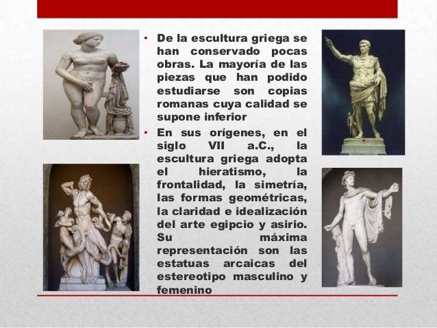 Resultado de imagen de La simetría para la Grecia clásica