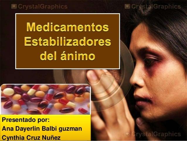 Presentado por: Ana Dayerlin Balbi guzman Cynthia Cruz Nuñez