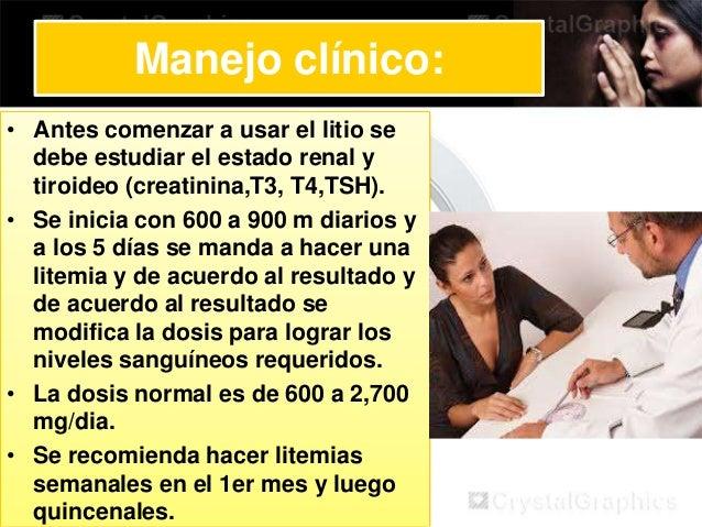 Los síntomas tóxicos iniciales son: • Dolor abdominal • Vómitos • Aumento de temblor • Mareo • Ataxia • Somnolencia o inqu...