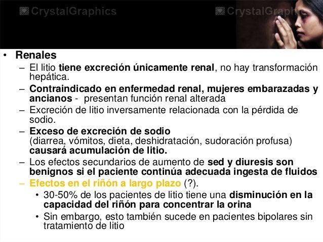 Neurotoxicidad • Antipsicóticos • Carbamezapina • Terapia electro convulsiva • veparamilo • Diltiazem
