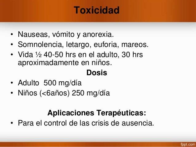 Benzodiazepinas • Clonazepam (Klonopin), Clorazepato (Tranxene), Diazepam (Valium) y Lorazepam (Ativan. Mecanismo de acció...
