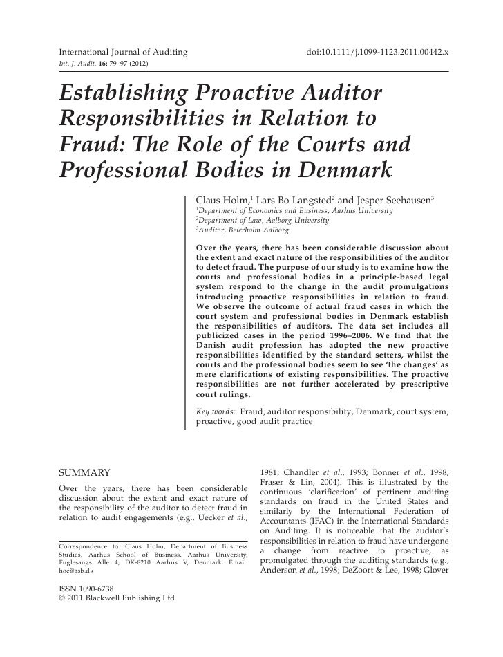 International Journal of Auditing                                     doi:10.1111/j.1099-1123.2011.00442.xInt. J. Audit. 1...