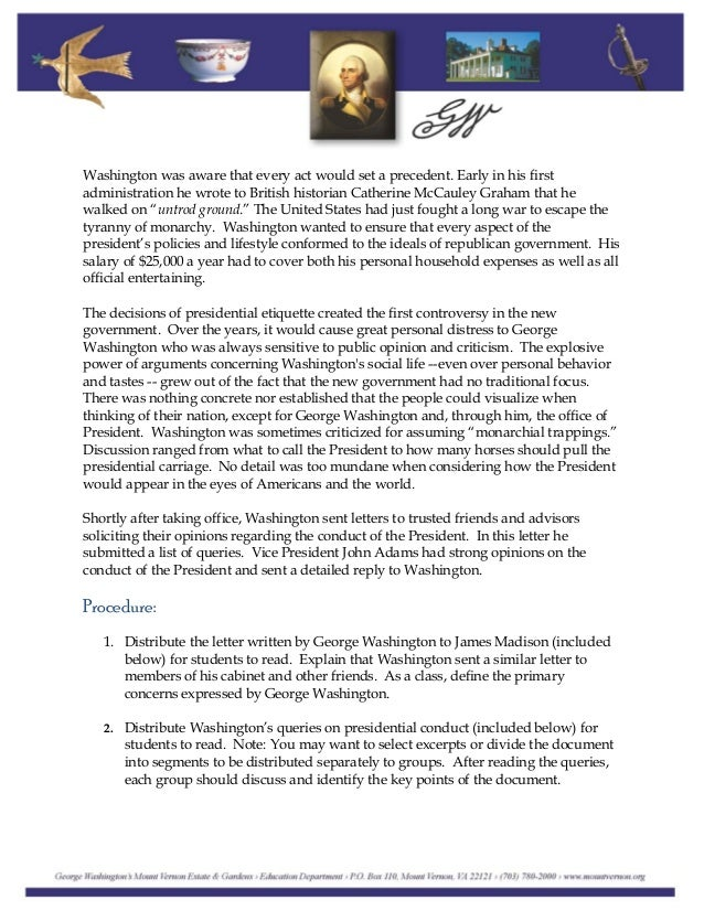 different aspects weakening the presidency essay Thomas jefferson was an american founding father who was the principal  author of the declaration of independence and later served as the third president  of the united states from 1801 to 1809 previously, he had been elected the  second vice president of the united  jefferson, while primarily a planter, lawyer  and politician, mastered many.