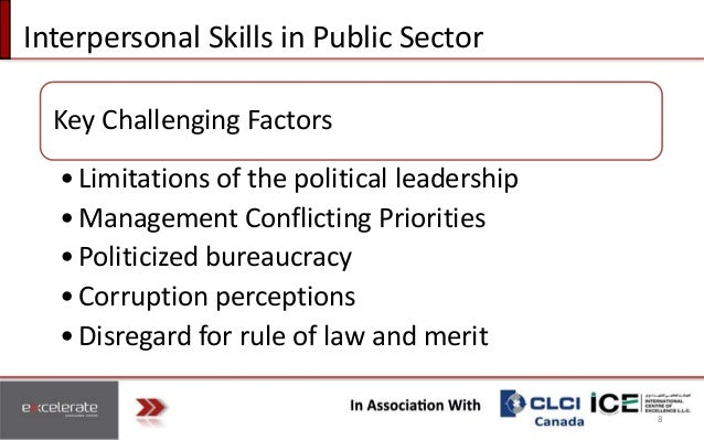 Leadership of Public Bureaucracies: The Administrator as Conservator