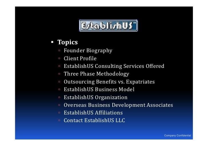 EstablishUS Overview Presentation Slide 2