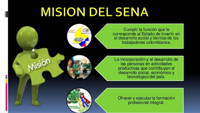 Cumplir la función que le corresponde al Estado de invertir en el desarrollo social y técnico de los trabajadores colombia...