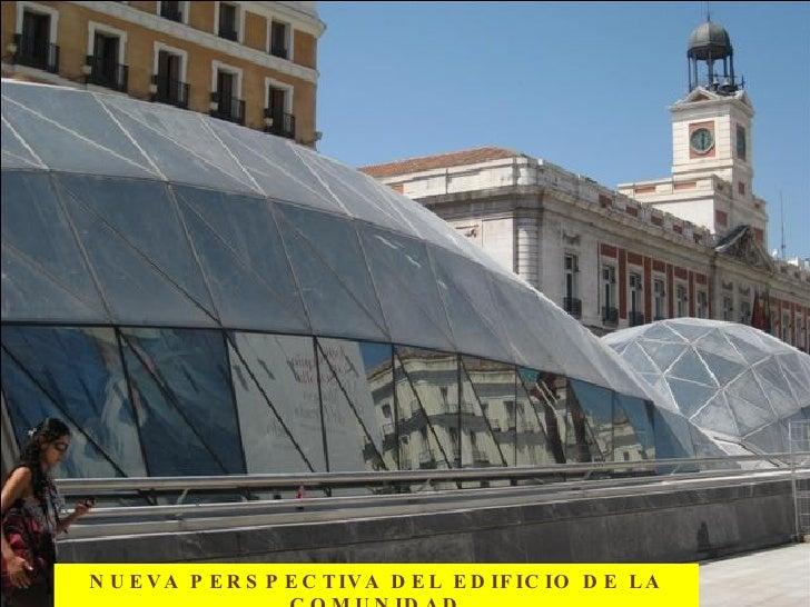 Estacion de metro tren en la puerta del sol for Puerta del sol 3