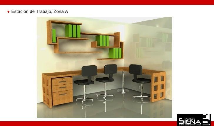 Muebles oficina sevilla finest composicin oficina segn for Reto madrid recogida muebles