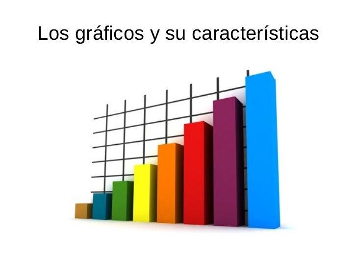 Los gráficos y su características