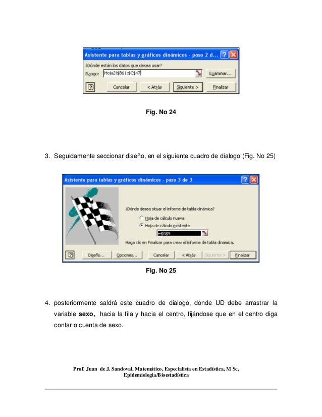 Estadistica Descriptiva con Excel